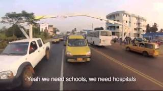 Rebuilding education infrastructure in Liberia