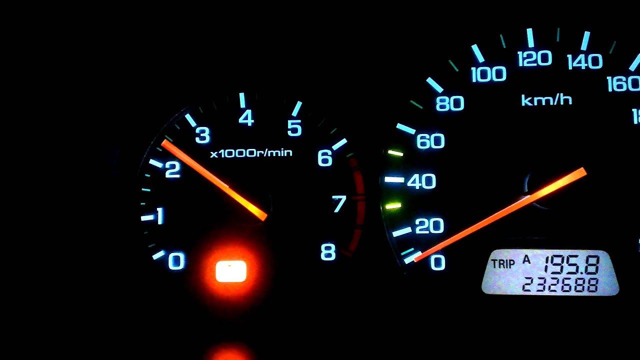 2000 honda accord coupe knock sensor problem p0325 - youtube