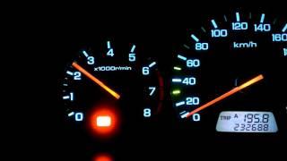 2000 Honda Accord Coupe Knock Sensor Problem P0325