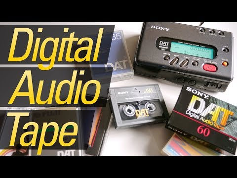 Sony DAT: What Cassette Should Have Been!
