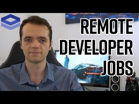 How To Find A GOOD Remote Job In Software - Remote Work From Home