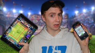 Touchdown Challenge By Myself! Super Bowl 52 Edition | Clash Royale 🍞