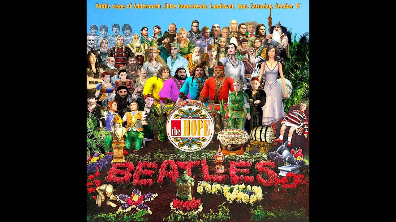 the hope sgt pepper s lonely hearts club band youtube. Black Bedroom Furniture Sets. Home Design Ideas