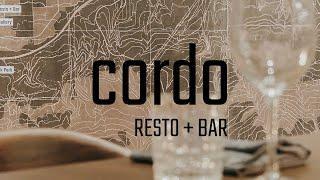 Cordo Resto + Bar - Kamloops, British Columbia