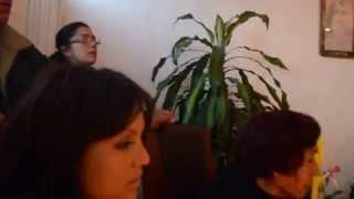 ROSARIO POSADA CON LA FAMILIA GONZALEZ TORRES 2014