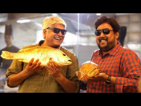sea-food-destination-in-hyderabad-|-amazing-indian-food-|-ravi-anish