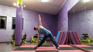 Yoga-Asanas für Schultergürtel-Stabilität, TEIL 1