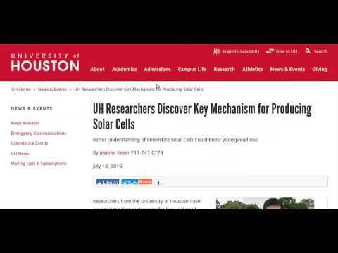 3 Solar Technology Breakthroughs