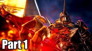 SOULCALIBUR 6 - Gameplay Walkthrough Part 1 (Tutorial) | Mission: Libra of Soul [PS4 PRO]