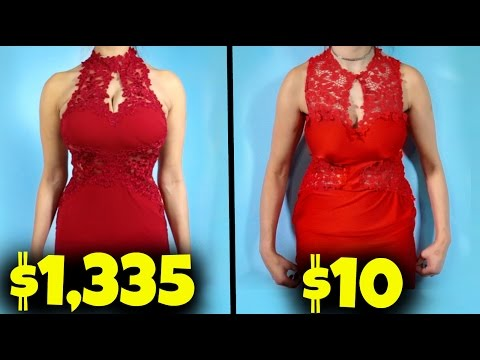 Thumbnail: $10 Prom Dress Vs. $1000 Prom Dress!