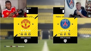 MATCH POUR FIFA 17 !! ( Wager ) VS DIMMIX