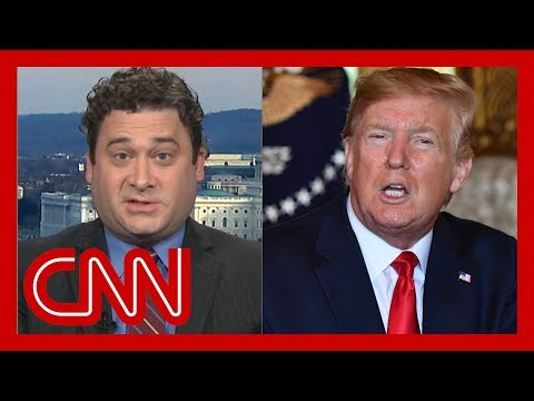 CNN analyst: Trump is playing 'Hungry Hungry Hippos'