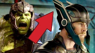 Thor: Ragnarok - All Secrets and Easter Eggs in the First Trailer