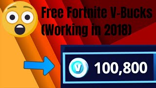 HOW TO GET FREE V-BUCKS!! (FORTNITE)
