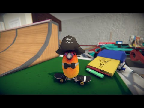 SkateBIRD Launch Trailer (Official)