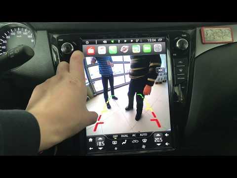 Магнитола Tesla Style на Nissan X-trail (T32) / Qashqai (J11) MegaZvuk T8-12106 Android 6 (8 ядер)