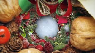 Christmas, Рождество, Новый год #11: футаж для видеомонтажа