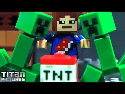 Lego Minecraft - Creeper Life