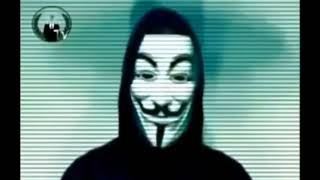 Anonymous - Message To Humanity