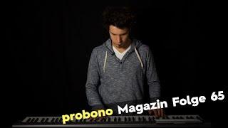 probono Magazin Folge 65: Ein knall-volles Dummiboot