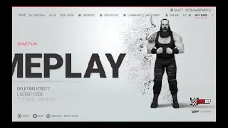 WWE 2K19 How To Turn On Blood PS4 Gaming Tutorial