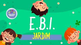 ESCOLA BÍBLICA INFANTIL - 18/07/21 - JARDIM
