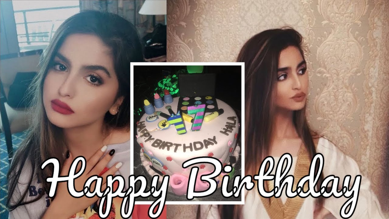 Hala al Turk 17 BIRTHDAY SURPRISE | 2019