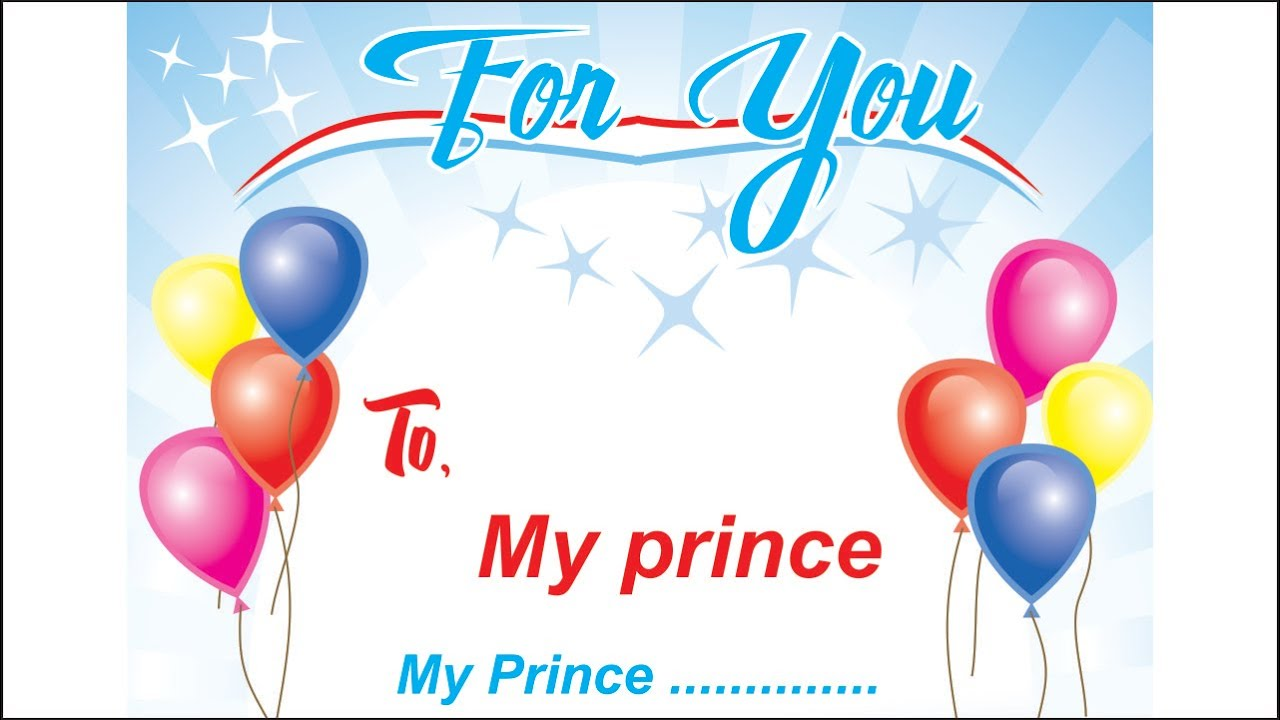 how to make birthday card in corel draw  birthday card