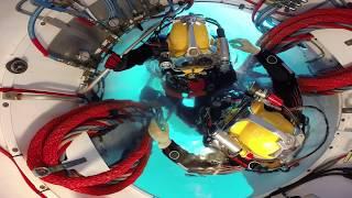 Gambar cover Offshore diver 75 metre sanayi dalgıçlığı çok para kazanmak dünyanın en zor mesleği
