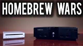 Homebrew Wars : Original Xbox vs Nintendo Wii | MVG