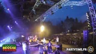 Jah Shaka feat Mafia and Fluxy mixed by Adrian Sherwood at Garance Reggae Festival 2014