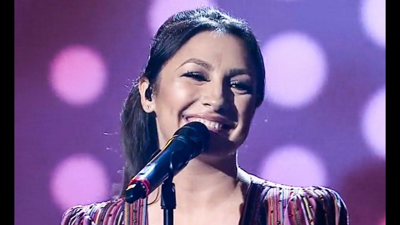 Andra - Iubirea Schimba Tot (Live @ Romanii Au Talent)