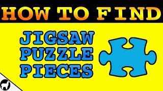 Search Jigsaw Puzzle Pieces in Basements   Fortnite Battle Royale   Season 5 Week 10