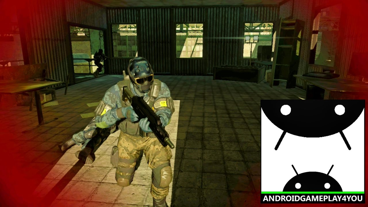 Afterpulse Android (Multiplayer) GamePlay (By GAMEVIL Inc.)