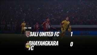 [Pekan 2] Cuplikan Pertandingan Bali United FC vs Bhayangkara FC, 21 Mei 2019