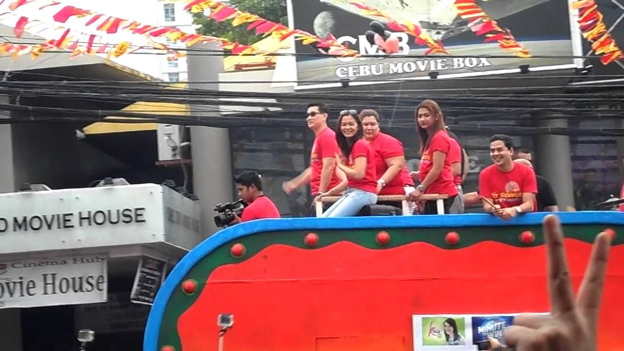 Aliwan Fiesta 2013 - iWander. iExperience. iKwento