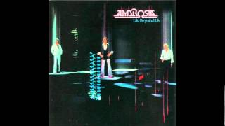 Ambrosia - How Much I Feel