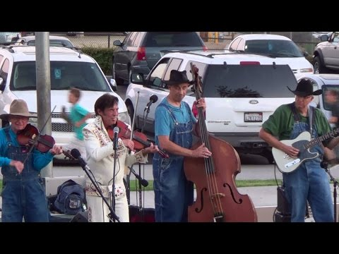 Krazy Kirk and the Hillbillies 2nd set 6/24/16 @ Norco
