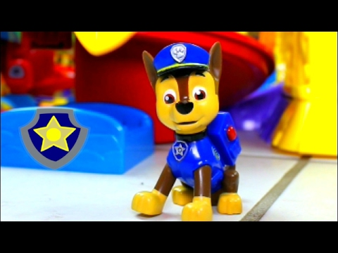 Smart Wheels City Meets Paw Patrol [Vtech Go! Go! Smart Wheels Toys W/ Chase & Marshall Toys]