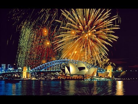 AUSTRALIA SYDNEY Live Streaming Fireworks 2017! Full HD,