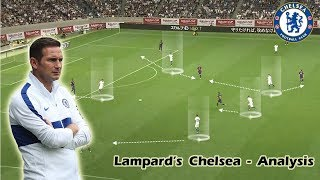 Frank Lampard39s Chelsea  Strengths amp Weaknesses  Tactical Analysis