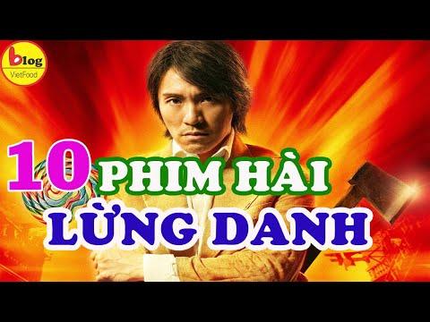 10 Bộ phim hài mang đậm dấu ấn Châu Tinh Trì