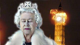 Dünya'yı Yöneten Kraliçe II. Elizabeth Şuan Ölseydi Neler Olurdu ?