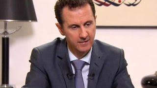 "Башар Асад. Полное интервью телеканалу ""Россия 24"""