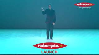 MR.Amitabh Bacchan Sir. Launch Free education Robomate +.