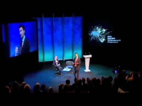 Jeremy Hunt speech to the Royal Television Society, 14 September 2011