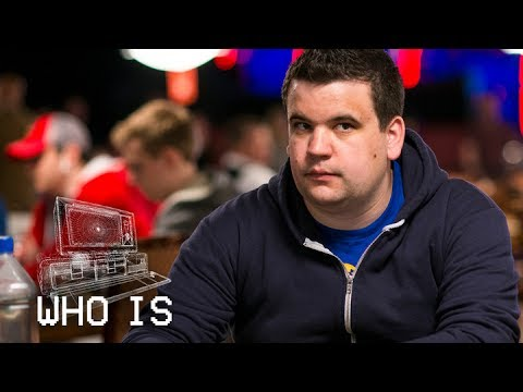 Nobody Workin' Harder than Charder | Who Is: Christian Harder | Poker Central