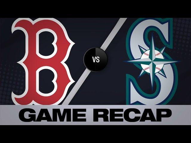 Moreland homers in 9th to complete Sox rally - 3/29/19