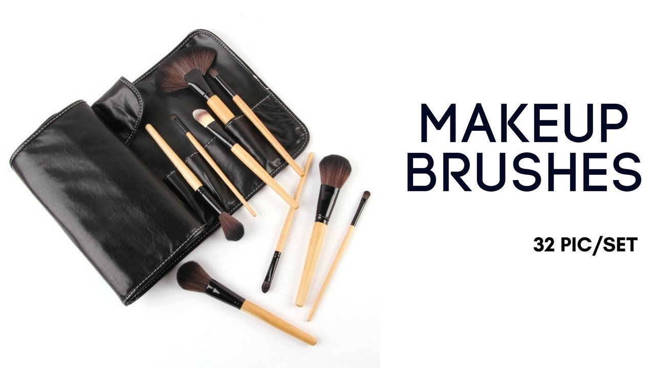 best professional makeup brushes. best professional makeup brushes set 32 pcs