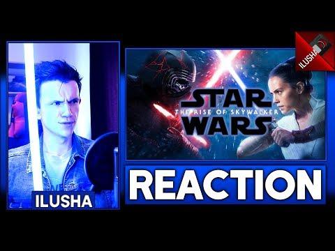 🎬Star Wars: The Rise of Skywalker | Реакция на финальный трейлер Звездные Войны: Эпизод 9